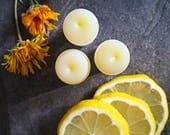 Organic Lemonade Lip Balm - Le Limonade - Raw lip balm