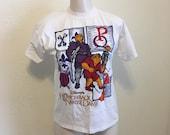 Hunchback of Notre Dame t shirt, vintage Disney tee shirt