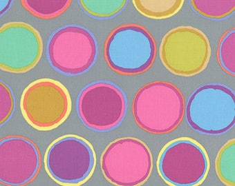 Artisan by Kaffe Fassett for Free Spirit - Paint Pots - Pink - Cotton Quilt Fabric - Choose your Size 817