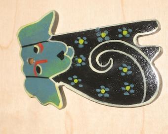Black Dog, Folk Ornament