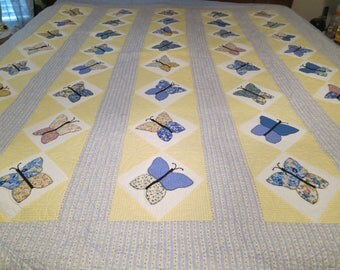 King Size Flutter By Quilt
