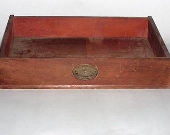 Vintage Wood Drawer
