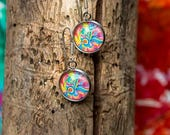 Unique Art Earrings with ...