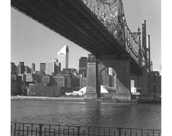 Christopher Bliss-The 59th Street Bridge, New York-1993 Poster