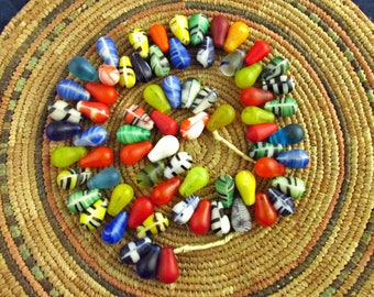 "African ""Don Don Sole"" Wedding Beads"