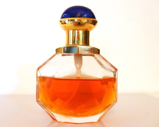 Vintage Perfume 1980s Facets by Avon 1.8 oz Cologne Spray Hard to Find Women's Fragrance