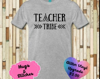 Teacher Tribe shirt