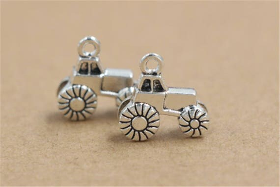 6 Tractor Charms Farm Equipment Farmer Gardening Farm Livin is the