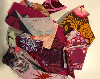 7.6 oz Anna Maria Horner designer scrap bag