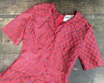Jean Allen Synthetic Tulip Dress