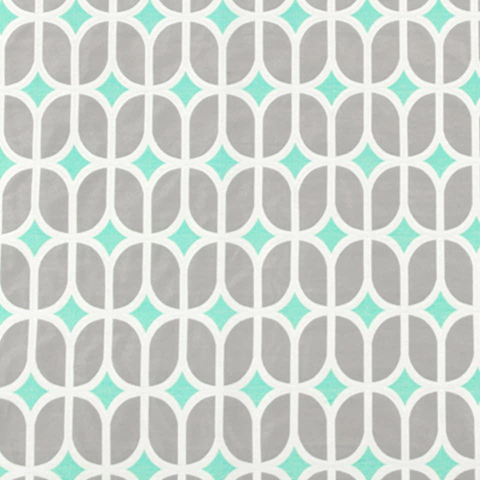 Upholstery fabric geometric design fabric home decor aqua blue - Turquoise Grey Geometric Upholstery Fabric Modern Aqua Blue Woven Furniture Material Turquoise Home Decor Grey Geometric Pillow