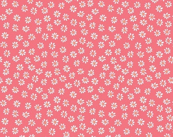 Daisies - Bloom Collection by Monaluna - Organic Cotton DOUBLE GAUZE