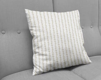Sisse | Square Throw Pillow
