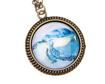 Necklace turtle 2525C