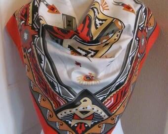 "Colorful Cotton Bandana Fashion Scarf 30"" Square - Affordable Scarves!!!"