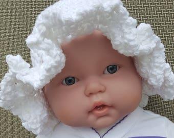 Baby/Toddler Sun Bonnet