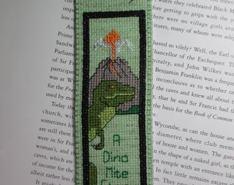 Dino History bookmark