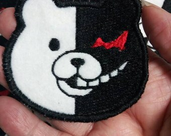 Danganronpa's Monokuma Bear patch