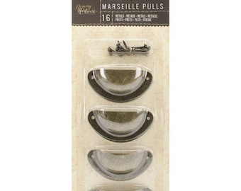 ON SALE Prima Memory Hardware Marseille Pulls
