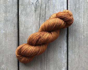 Hand-dyed Yarn - Hand-painted Yarn - Superwash Merino Wool Yarn - Indie-dyed Yarn