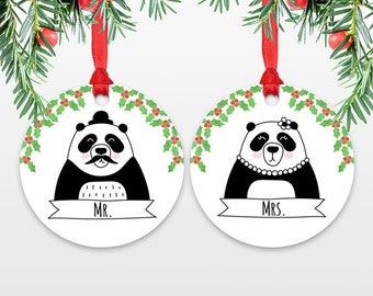 panda wedding etsy