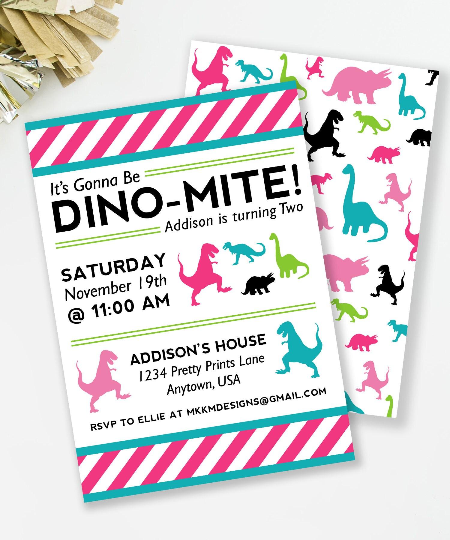 Girl dinosaur party dinosaur birthday kit pink dino party girl dinosaur party dinosaur birthday kit pink dino party dinosaur decor dinosaur filmwisefo