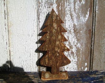 Small Table Top,Christmas Tree,Wooden Tree,Rustic Christmas,Reclaimed Wood  Tree