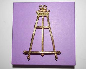 Jewelry Display Easel by Edgar Berebi - S1714