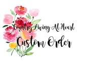 Custom Order For- mleckie920