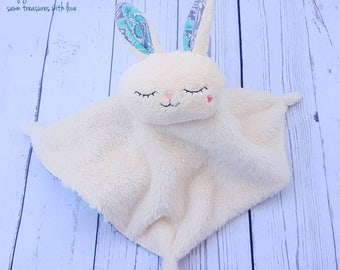 Snuggle bunny, rabbit, comforter,sleeping toy,toddlers,baby toy