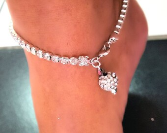 Exquistite Hand Designed Magic Charm Anklet