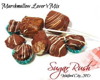 LOCAL PICKUP ~ Chocolate Covered Marshmallow Lover's Mix
