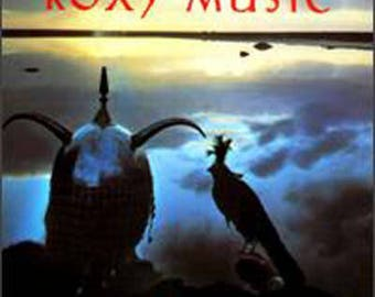 Roxy Music-Avalon-lp