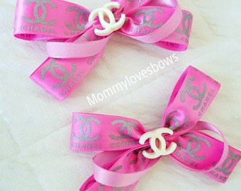 Double Bows Clips