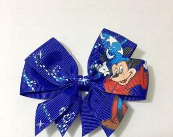 Hand Painted Bow