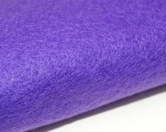 2 Felt Sheets, purple (543)
