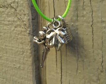 Tinkerbell Charm Necklace