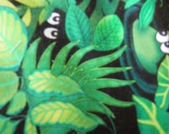 Frog Print Fabric