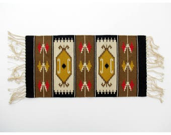 Vintage Kilim Rug // Small Kilim Rug // Handmade Woolen Carpet // Boho Wall Hanging
