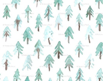 Crib Sheet Fir Trees. Fitted Crib Sheet. Baby Bedding. Crib Bedding. Minky Crib Sheet. Crib Sheets. Tree Crib Sheet. Woodland Nursery.