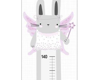 Bar for nursery - Bunny fairy