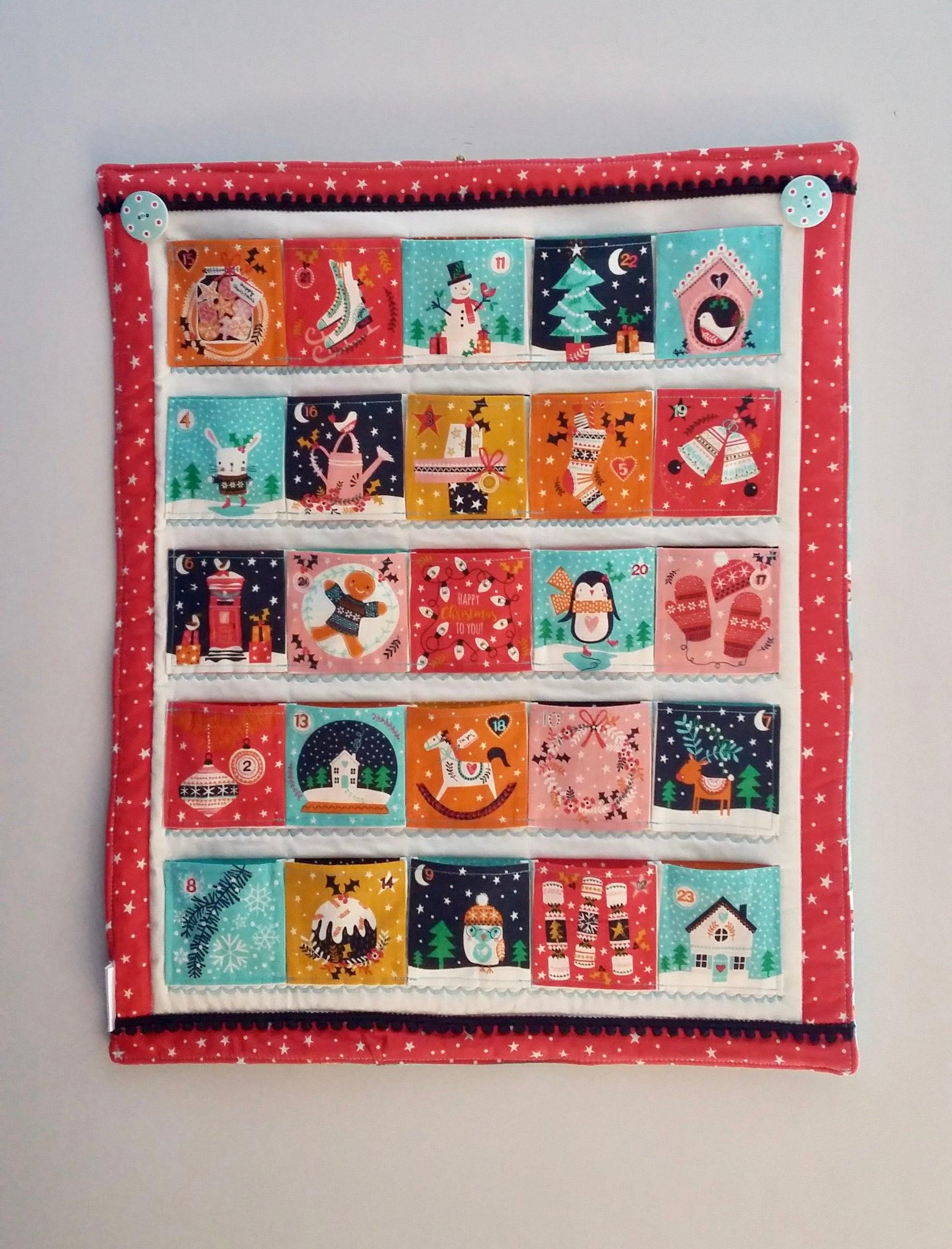 A Merry Little Christmas - my latest advent calendar