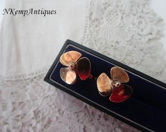Vintage maritime cufflinks
