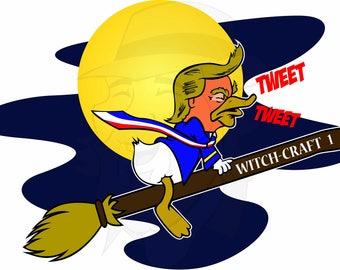 The Donald Duck Witch Hunt