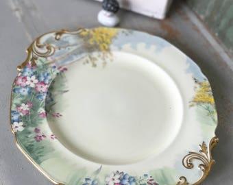 A stunning Art Deco Paragon cake plate