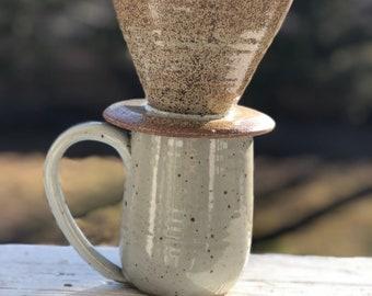 Custom Coffee Pour Over