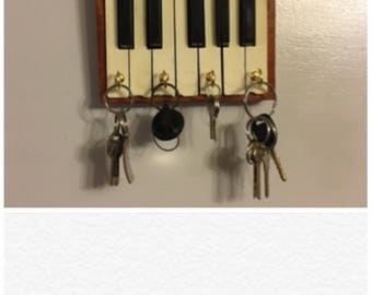 Large Piano Key Rack
