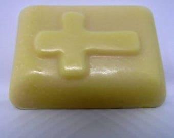 Empty Cross Soap Set of 2