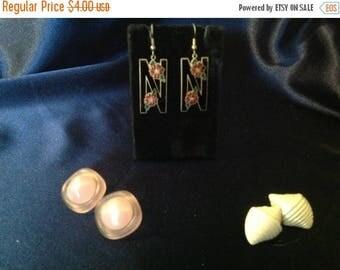 Wow 55% Off Sale Seven pair of pierced earrings