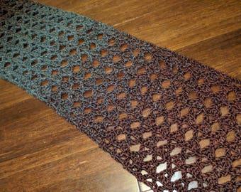 Sandra - warm, lacy scarf